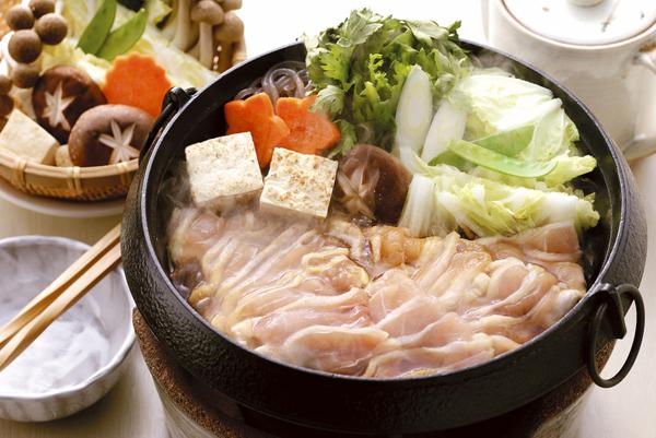 鍋料理で健康に