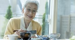 健康状態に合った食事が見つかる、シニア向け宅配食事サービス