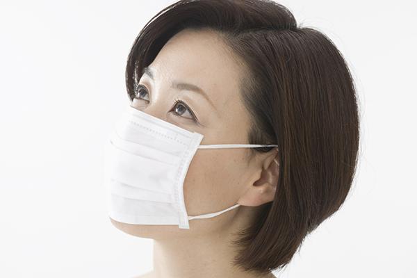 花粉症対策の必需品「マスク」 本当に正しく装着できている?