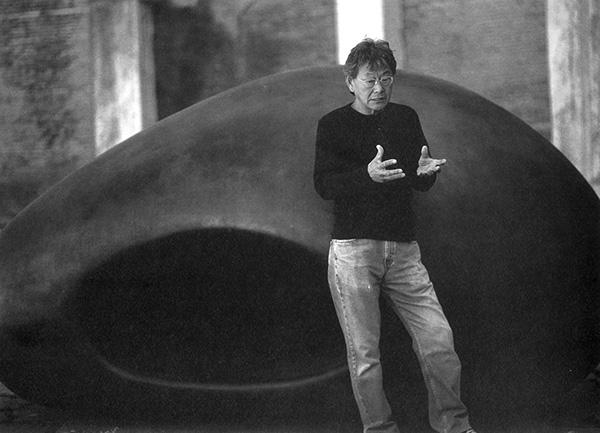 【素敵なシニア】世界的な彫刻家・安田 侃(やすだ かん)さん