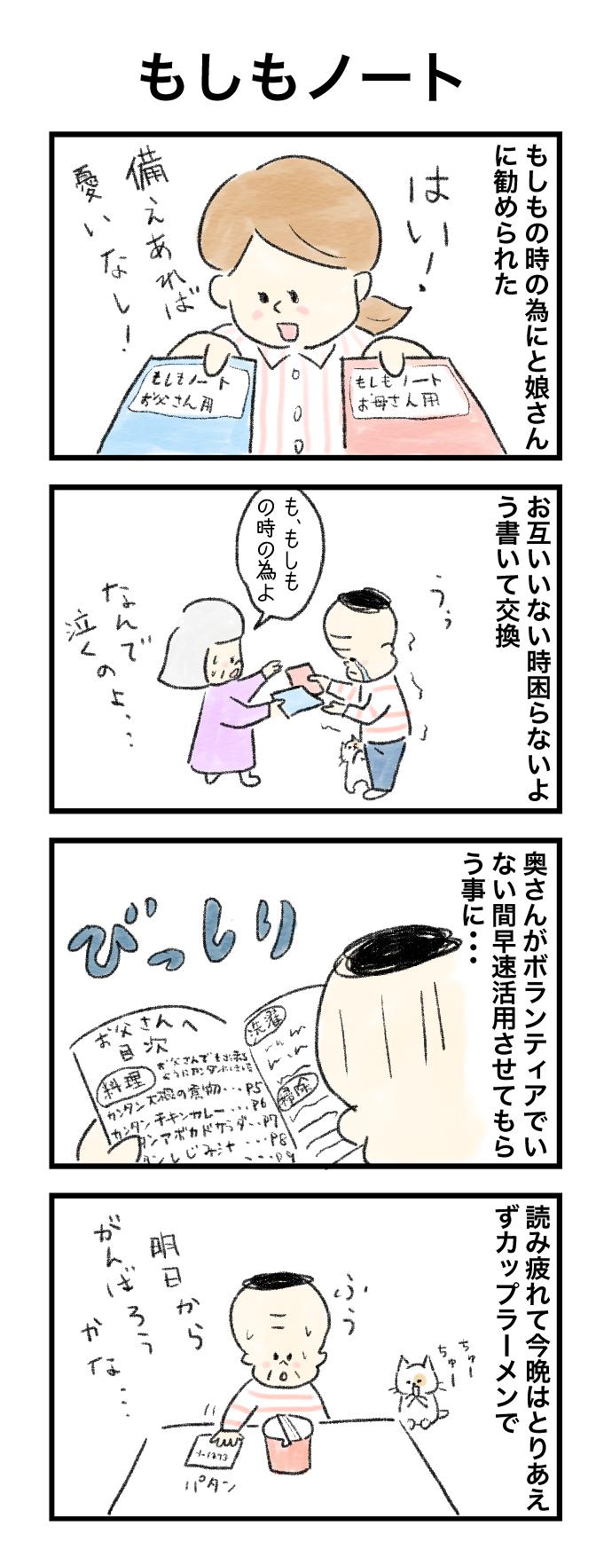 今日の泉谷さん【50】 作:カワサキヒロシ「もしもノート」
