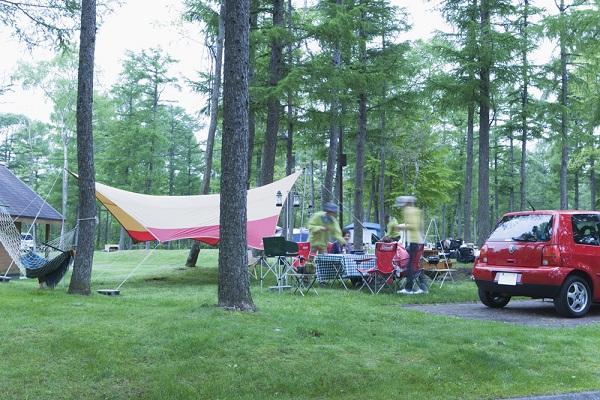 避暑地で安全に楽しく過ごすためには?キャンプの定番、テントやおすすめアイテム。関東近郊の避暑地とは