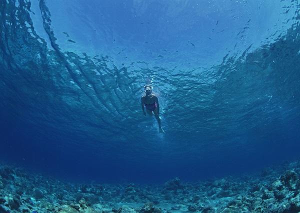 海や川での遊び。しかし、海や川の中で溺れたら?