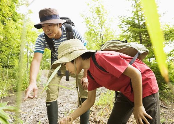 登山初心者におすすめの夏登山の服装や持っておくと良い靴下、インナー、暑さ対策、雨対策グッズ