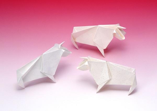 簡単な折り紙でも脳トレにもなって、認知症予防に良い!