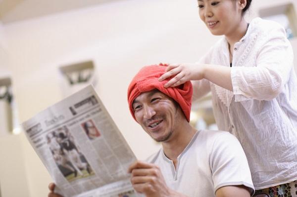 頭皮の乾燥は危険!頭皮の乾燥を防ぐには