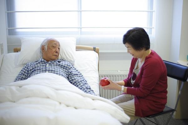 人生最期の場所は「病院」が多数派